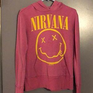 Tops - Nirvana Hoodie